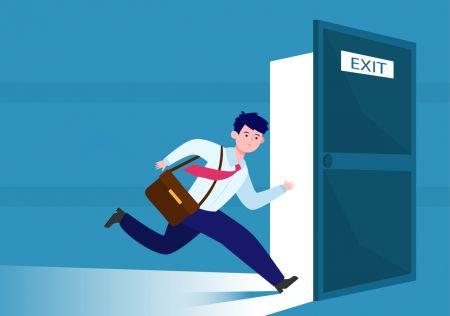 오늘은 충분 해. ExpertOption 거래를 언제 중단해야합니까?